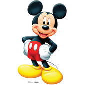 Mickey Mouse Lifesized Standup