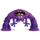Monsters University Art Lifesized Standup