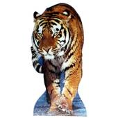 Tiger-Lifesized Standup