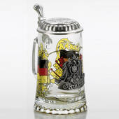 Glass Germany Steins