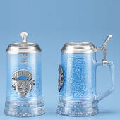 Glass Scotland Steins