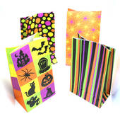 Halloween Designs Paper Bags