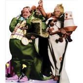 Munchkins-Wizard Of Oz Lifesized Standup