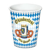 Oktoberfest Hot Cold Paper Cups