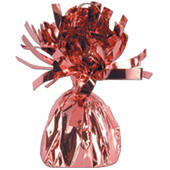 Pink Foil Balloon Weight