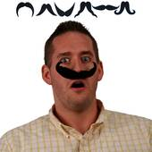 6 Way Adjustable Mustache