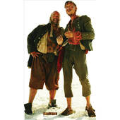 Pirate Duo-Pirate Of the Caribbean Lifesized Standup