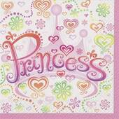 Princess Dinner Napkins