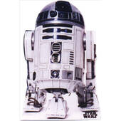 R2-D2-Lifesized Standup