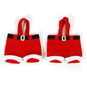 Santa Pants Tote Bag