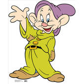 Seven Dwarfs Dopey-Lifesized Standup