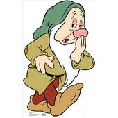 Seven Dwarfs Sleepy-Lifesized Standup
