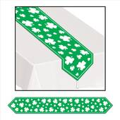 Shamrock Tablerunner