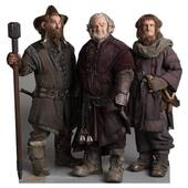 The Hobbit-Nori Dori And Ori The Dwarfs Standup