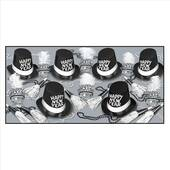 Top Hats And Tails New Years Eve Party Kit for 50