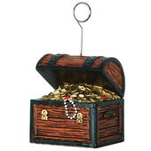 Treasure Chest Photo Holder Weight