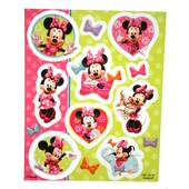 Minnie Mouse Bow-Tique Sticker Sheets